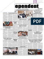 Daily Independent Islamabad - 25-05-2019