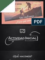 5. Sin Confianza- Para Qué Somos Novios-Mayo 11