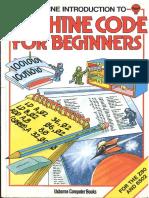 Machine Code for Beginners