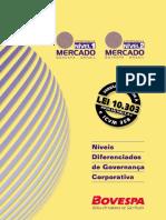 Regulamento - Novo Mercado - 31.05.02