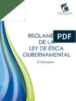 Reglamento de La Ley de Tica Gubernamental