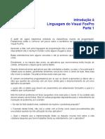 Introdução à Linguagem Do Visual FoxPro Parte 1