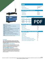 Ficha Técnica Generador K44
