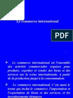 Commerce International Iga