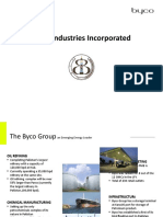 Byco Group Mkt Overview  26-8-13 Final