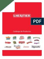 Catalogo Lheritier