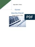 Escrita Fiscal II