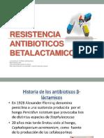 4.Resistencia Antibioticos Betalactamicos