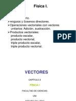 Física Generial I. Vectores.ppt