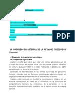 Resumen Psicología General Teórico 2019