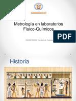 3.Metrología en Laboratorios1 Físico-Qcos