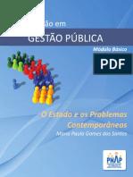 PNAP - Modulo Basico - GP - O Estado e Os Problemas Contemporaneos - 3ed 2014 - WEB Atualizado