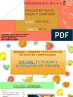 Plagas y Alternativas de Control