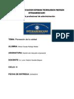 Instituto de Educacion Superor Tecnologico Privado Interamericano