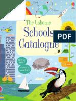 Schools Catalogue