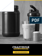 4 CrazyBulk Supplement eBook FRENCH