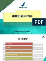 Materi Sertifikasi CPKB 20.12.2016