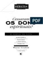 Cessaram Os Dons Espirituais - Wayne Grudem