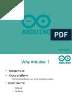 Arduino Crashcourse