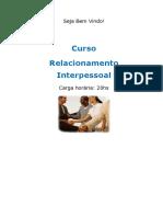 Curso Relacionamento Interpessoal 42388