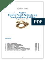 Curso Direito Penal Aplicado Ao Funcionalismo p Blico 89800