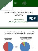 Educación superior en cifrasDocente_Dic2014.pdf