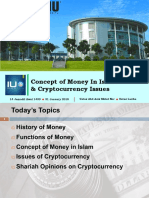Money in Islam and Cryptocurrency