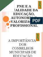 Humberto Gonzaga -A Importancia Dos Conselhos Municipais de Educacao - 20.06.2018