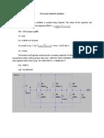 Three_Gate CMOS RC Oscillator