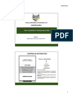 00 Planeamiento y Organización de Obra