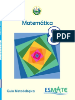 Guía metodológica 8°