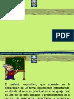 ORGANIZACIÓN DE LAS EXPOSICIONES - UMB.pptx