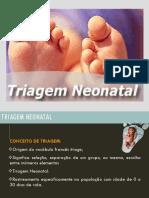 Aula 5 Triagem Neonatal