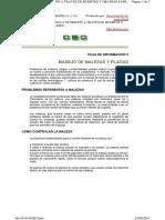 HOJA DE INFORMACIÓN FAO 3