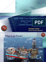 IADC HSE Case Guideline