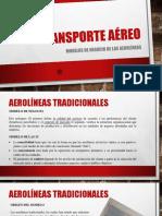 Modelos de Negocio de Aerolíneas (1)