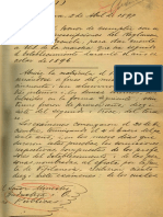 Manuscrito de Chile