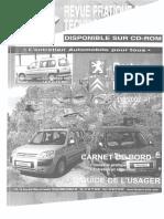 Citroen Berlingo Peugeot Partner