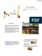 Aromatherapy Pert. 2