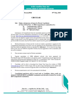 Online Submission of Forms by Private Candidates Comptt. Class X-xii July 2019 (1)