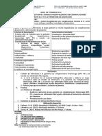 Guía III- Hemorragias y SFA