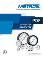 Catalogo Metron 2018-Released