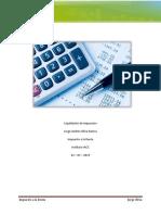Control 8 - Impuesto a la Renta