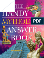 David Adams Leeming - The Handy Mythology Answer Book.epub