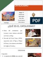 Religion Catolica - Equipo 1