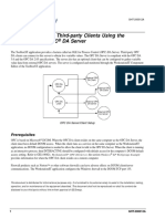 GHT-200012 How to Interface to Third Parties Using WorkstationST OPC DA