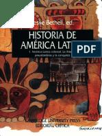 BETHELL, Leslie. História de América Latina, Vol. 1
