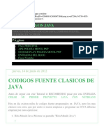 Full Codigos Java_ Codigos Fuente Clasicos de Java