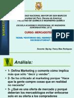 Capitulo 3 Entorno de Marketing