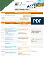 Programa II Congreso Internacional Actualizacion en Rehabilitacion